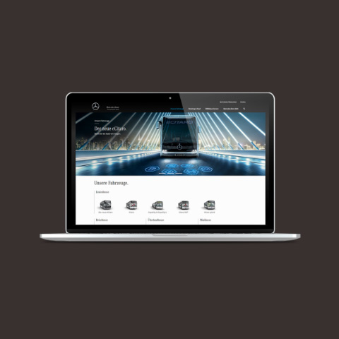 Code Red. Mercedes-Benz Buses Online Teaser